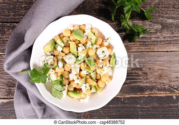 vegetable salad - csp48388752