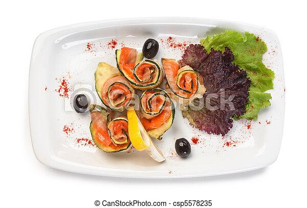 Vegetable salad - csp5578235