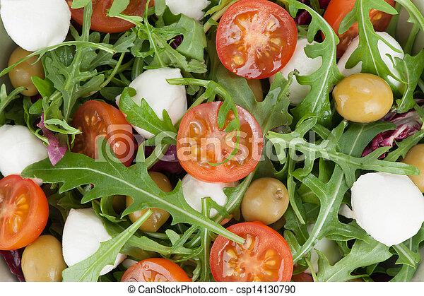 vegetable salad - csp14130790