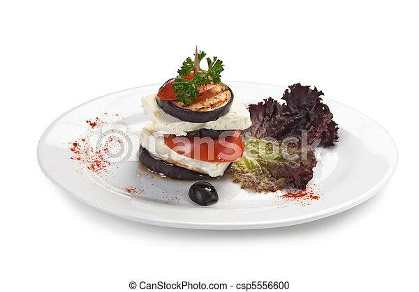 Vegetable salad - csp5556600
