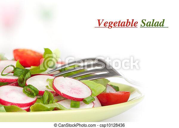 vegetable salad - csp10128436