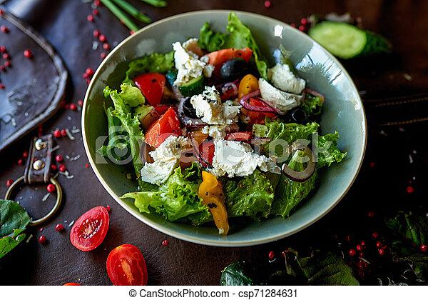 vegetable salad - csp71284631