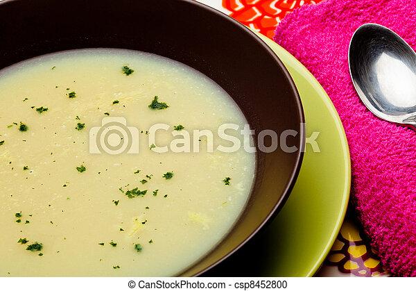 Vegetable soup - csp8452800
