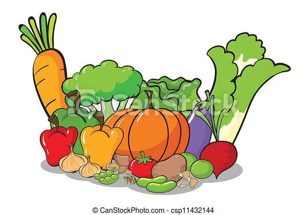 vegetables - csp11432144