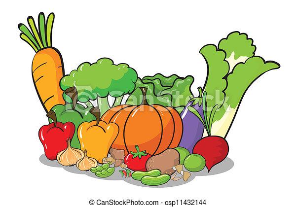 vegetables - csp11432144
