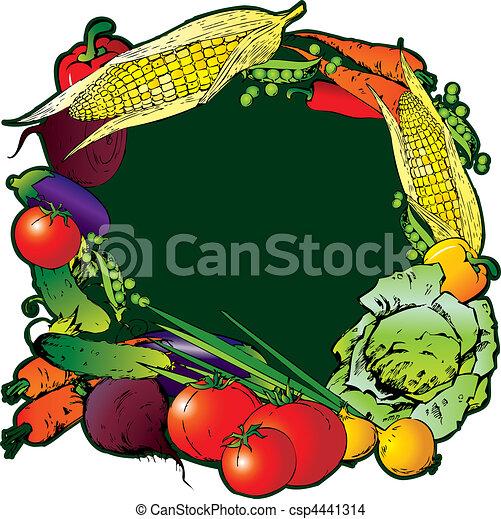 Vegetables. - csp4441314