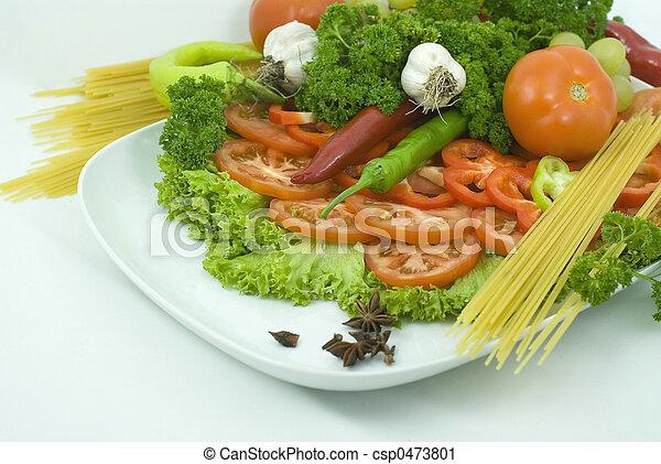vegetables - csp0473801