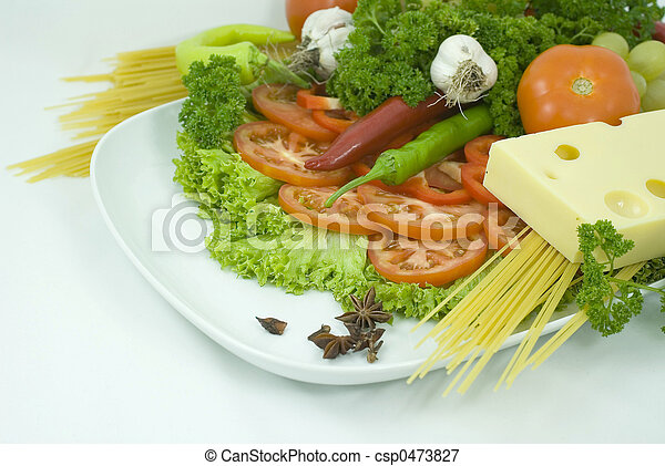 vegetables - csp0473827