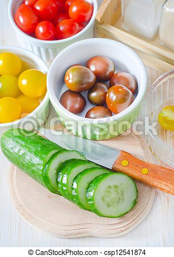 vegetables - csp12541874