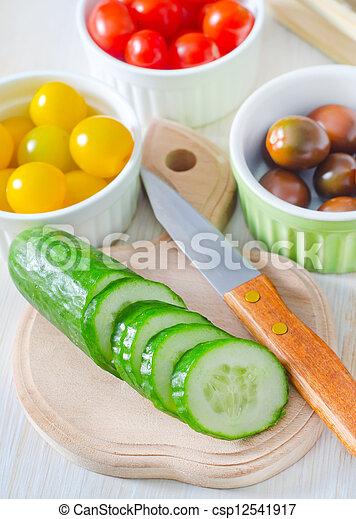 vegetables - csp12541917