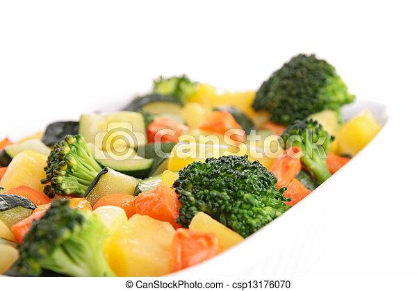 vegetables - csp13176070