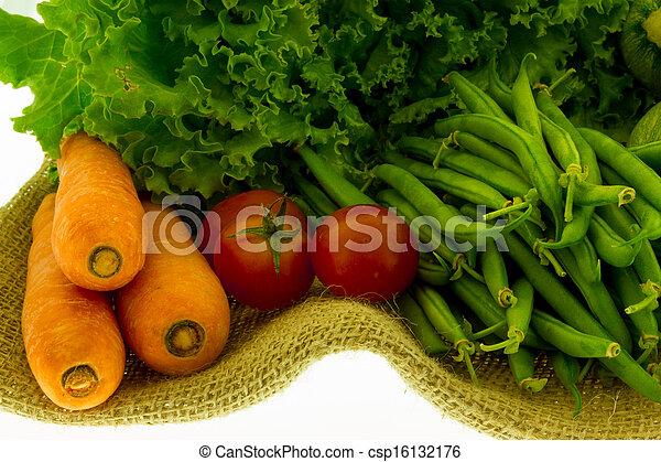Vegetables - csp16132176