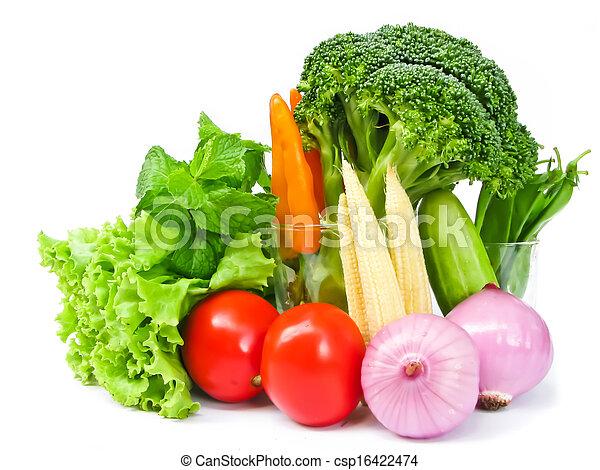 Vegetables - csp16422474