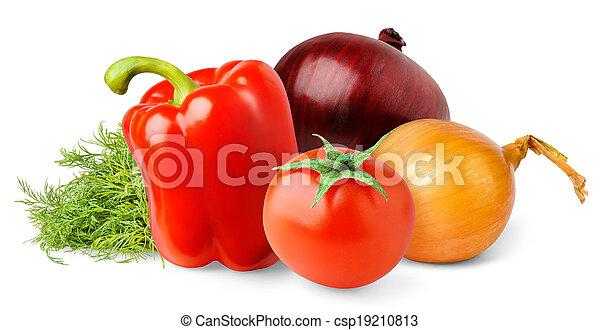 Vegetables - csp19210813