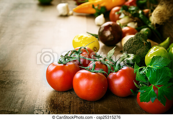 Vegetables - csp25315276