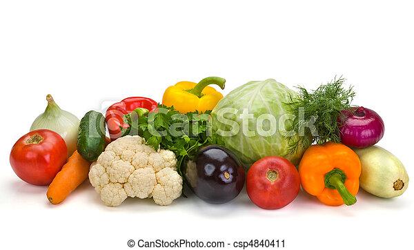 Vegetables - csp4840411