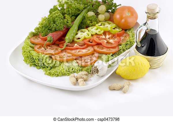 vegetables - csp0473798