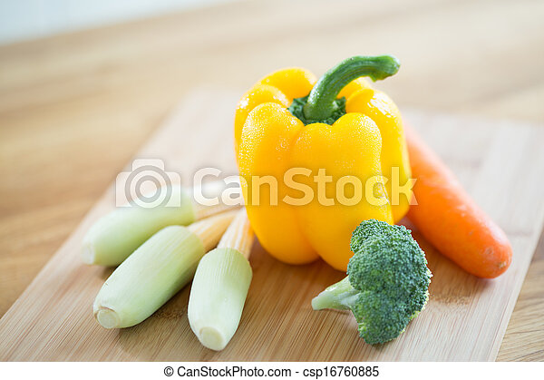 Vegetables - csp16760885