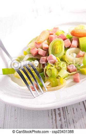 vegetables - csp23431388