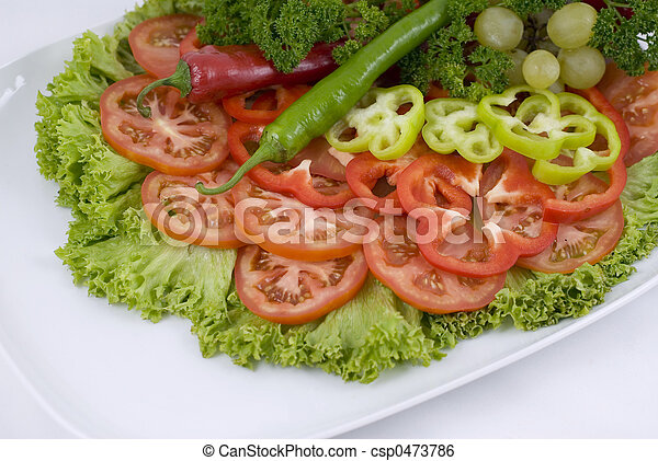 vegetables - csp0473786