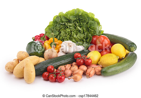 vegetables - csp17844462