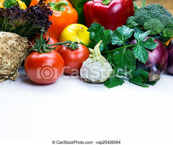 Vegetables - csp25426064