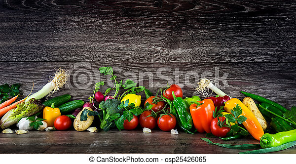 Vegetables - csp25426065