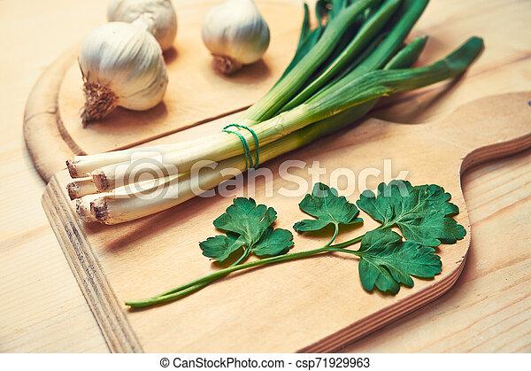 Vegetables - csp71929963