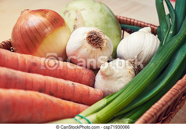 Vegetables - csp71930066