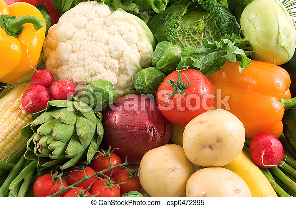 Vegetables - csp0472395