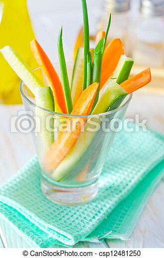 vegetables - csp12481250