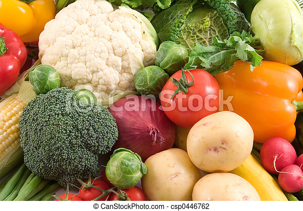 Vegetables - csp0446762