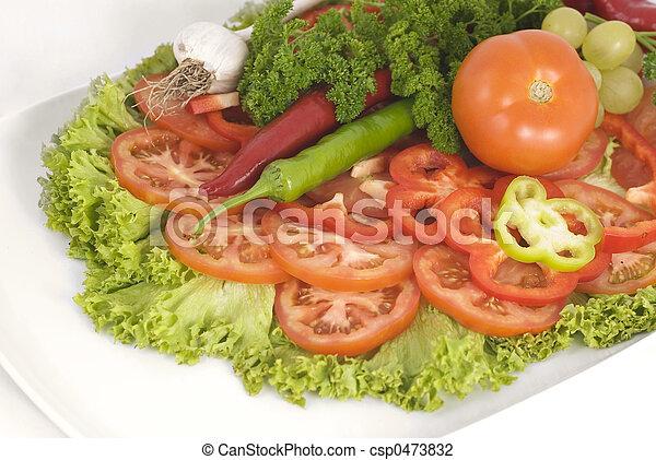 vegetables - csp0473832