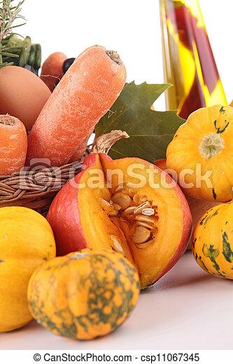 vegetables - csp11067345