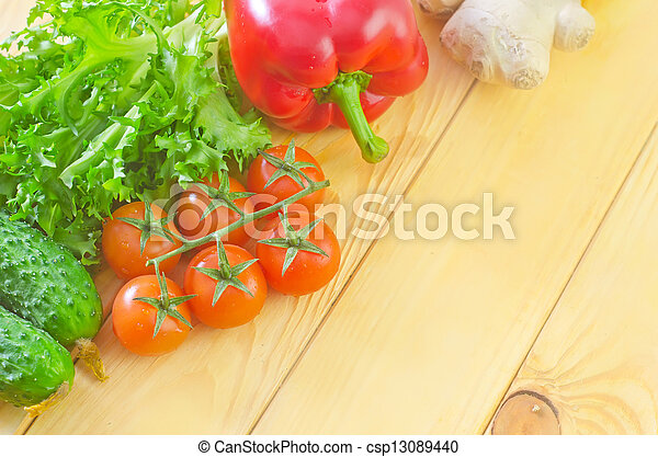 vegetables - csp13089440