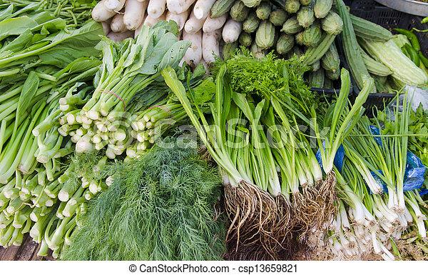 Vegetables - csp13659821