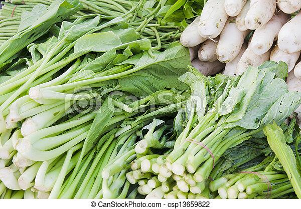 Vegetables - csp13659822