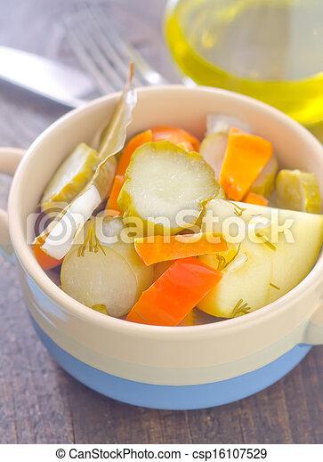 vegetables - csp16107529