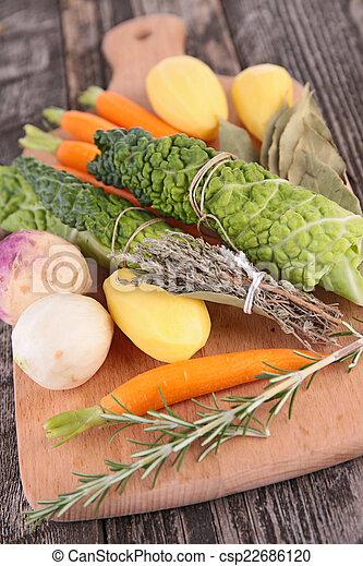 vegetables - csp22686120