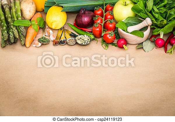 vegetables - csp24119123