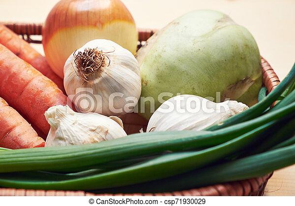 Vegetables - csp71930029