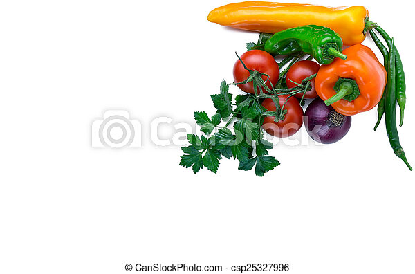 Vegetables - csp25327996