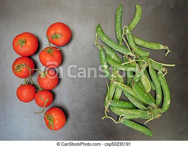 vegetables - csp50235191