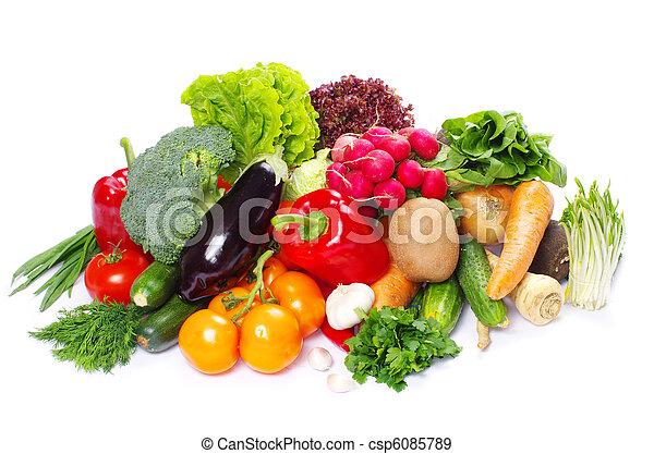 vegetables - csp6085789