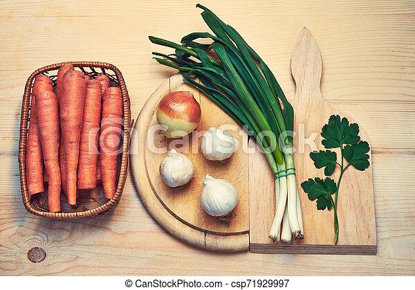 Vegetables - csp71929997