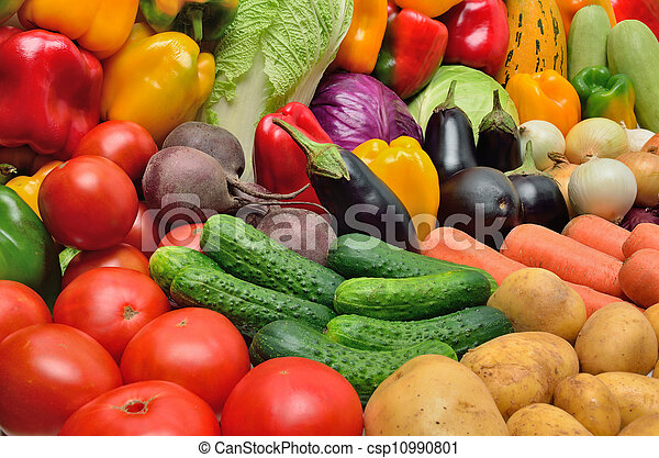 Vegetables - csp10990801