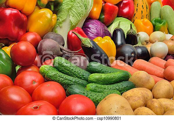 Vegetables - csp10990801