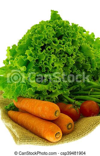 Vegetables - csp39481904