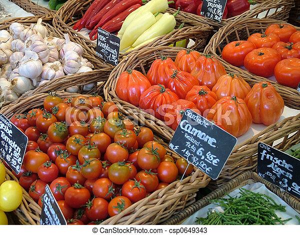 Vegetables - csp0649343