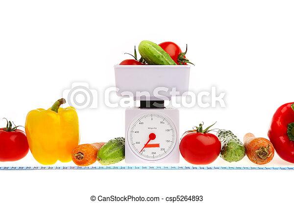 vegetables - csp5264893